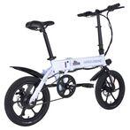 Էլեկտրական հեծանիվ HE-BL140 սպիտակ