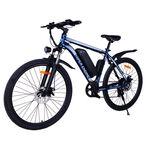 Էլեկտրական հեծանիվ HE-B53 մուգ կապույտ