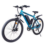 E-bike HE-B51 Blue Silver