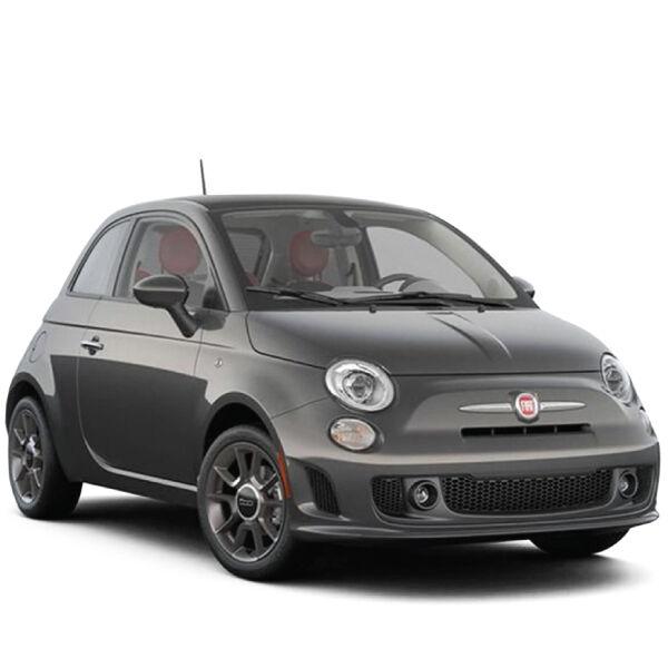 E-car Fiat 500e