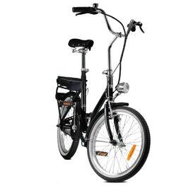Электровелосипед S/BC-F3 черный