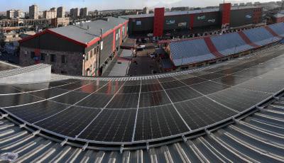 Solara ընկերությունը իրականացրեց արևային վահանակների տեղադրում  Ռիո Գրանդե գործարանում