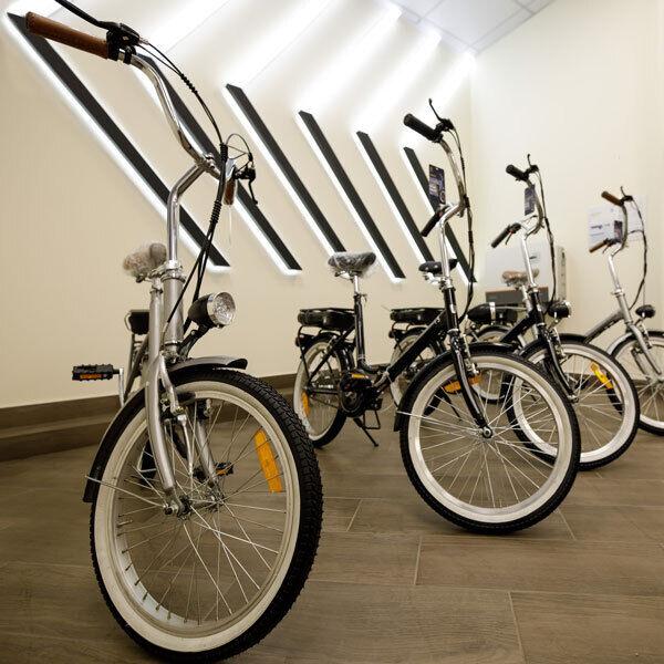 Solara -էլեկտրական հեծանիվներ