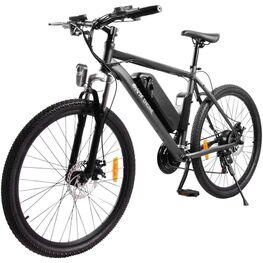 Էլեկտրական հեծանիվ HE-B51 մուգ կապույտ