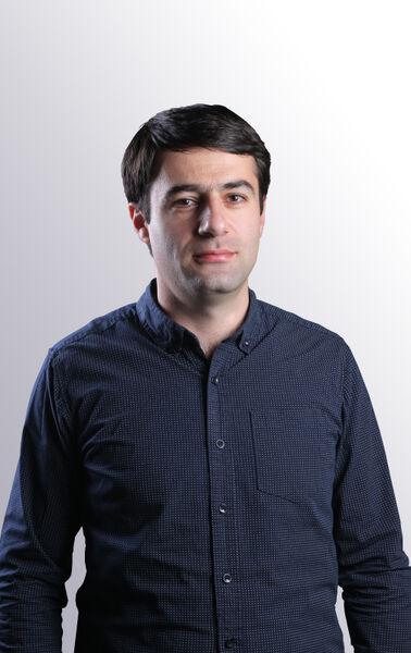 SOLARA team - Albert Abrahamyan, Chief procurement officer