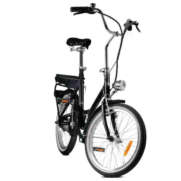 E-bike S/BC-F3 black