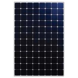 Sunpower 320Вт солнечные батарея