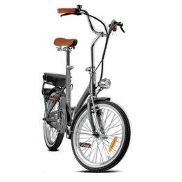 Էլեկտրական հեծանիվ S/BC-F3G մոխրագույն